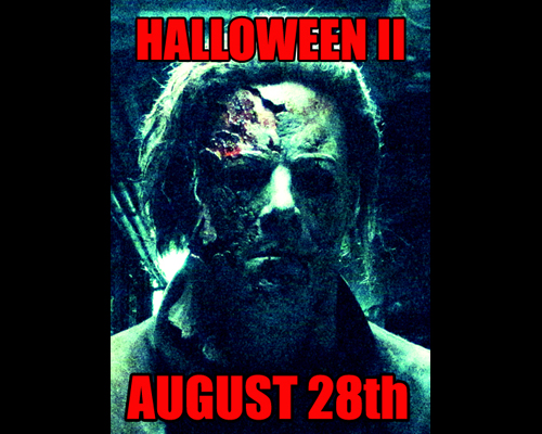 MICHAEL MYERS FRENCH COPYCAT John Carpenter's movie,