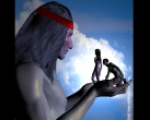 voir la news THE APACHE MYTH OF THE CREATION OF THE WORLD